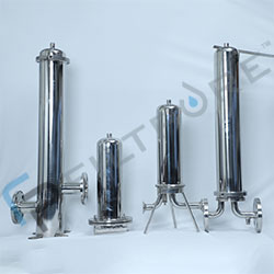 Stainless Steel filter Cartridge housings